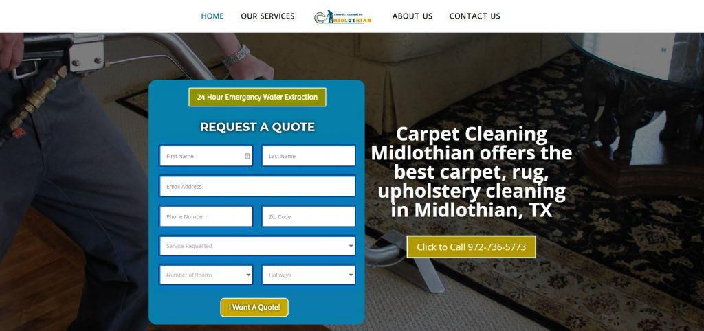carpet cleaners midlothian tx
