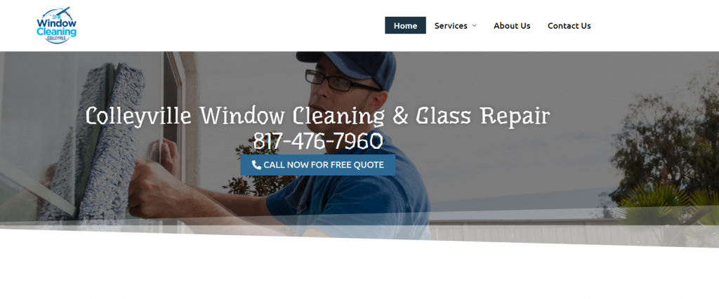 colleyville window cleaning and glass repair