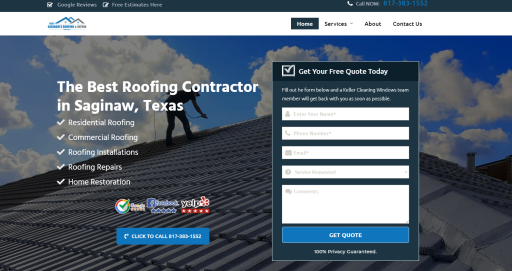 saginaw roofing